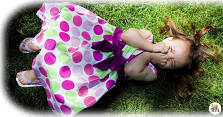 10 lucruri pe care sa le reinveti de la copii.Bucura-te si fii fericit