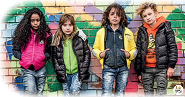 Haine Diesel copii Romania online. Blugi si tricouri Diesel