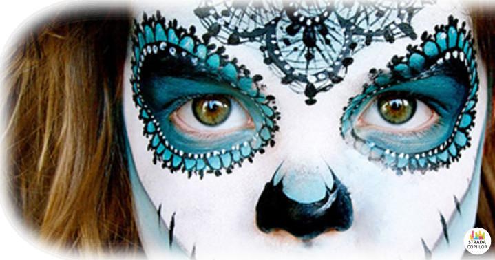 Idei face-painting. Petrecere de copii reusita cu face-painting