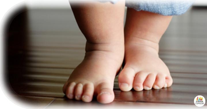 Incaltaminte potrivita pentru copii. Cum alegi corect pantofii