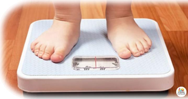 Obezitatea la copii. Creierul copiilor proceseaza diferit zaharul