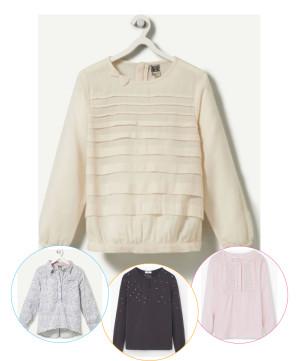 Bluze ieftine elegante copii
