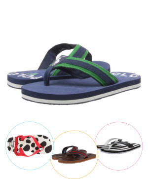 Papuci plaja baieti
