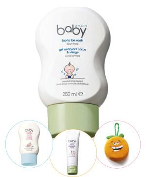 Produse Avon baby