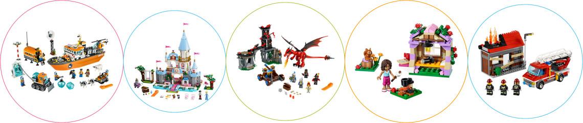 Jucarii Lego copii 5-6 ani
