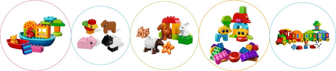 Lego copii 1-2 ani
