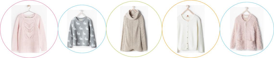Pulover Zara fete