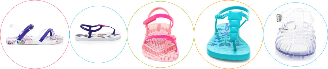 Sandale Ipanema copii